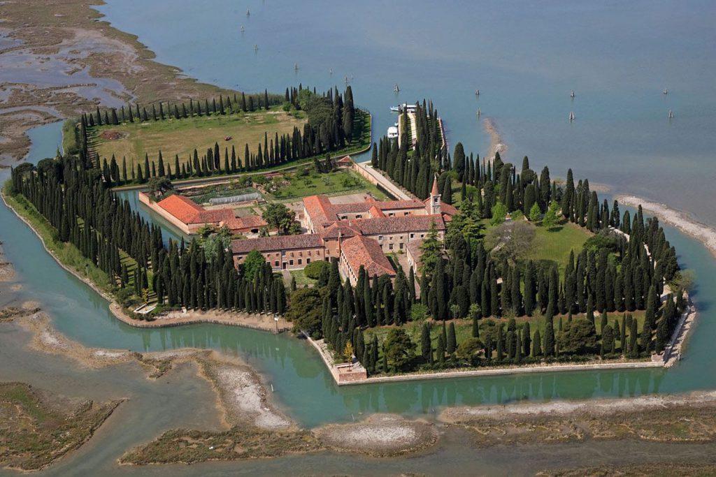 San Francesco del Deserto Venice