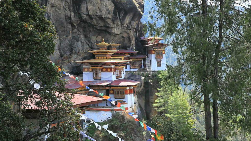 Taktsang Palphug Monastery
