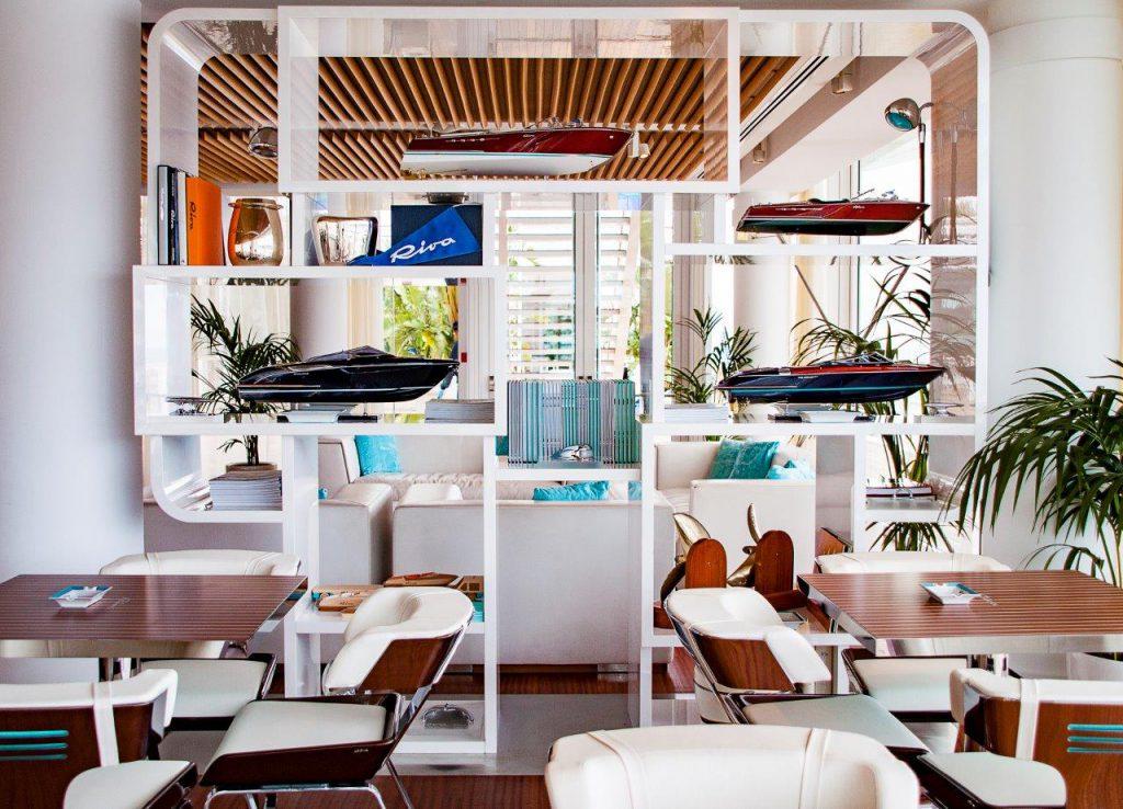 Riva Lounge Yacht Club Monaco