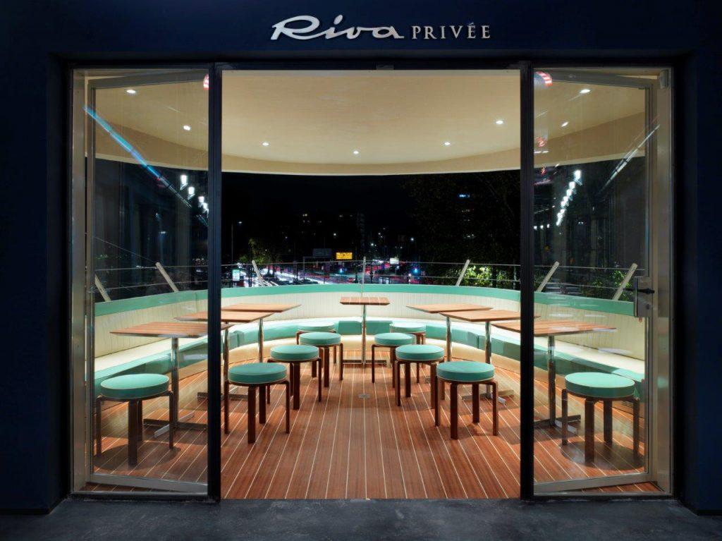 Riva Privée Garage Italia