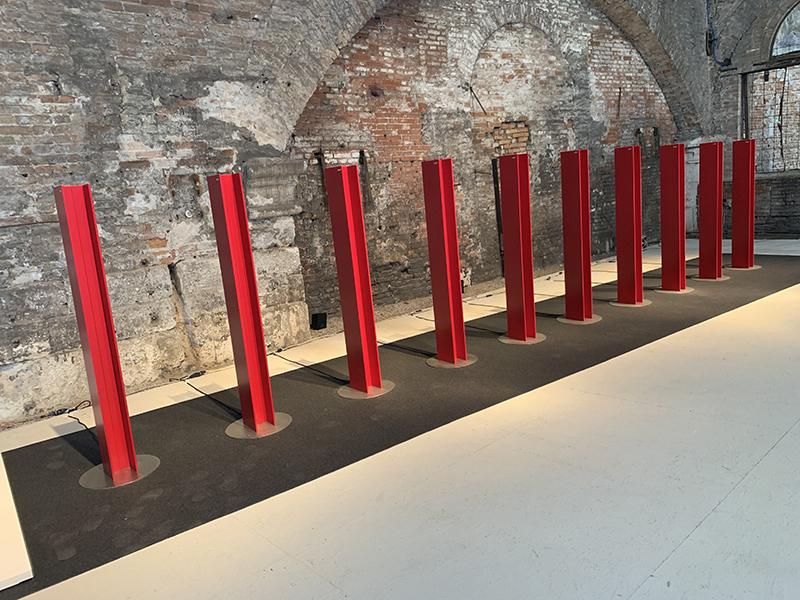 Antrax IT Arte Laguna Prize 2019 Le Guardie del Doge