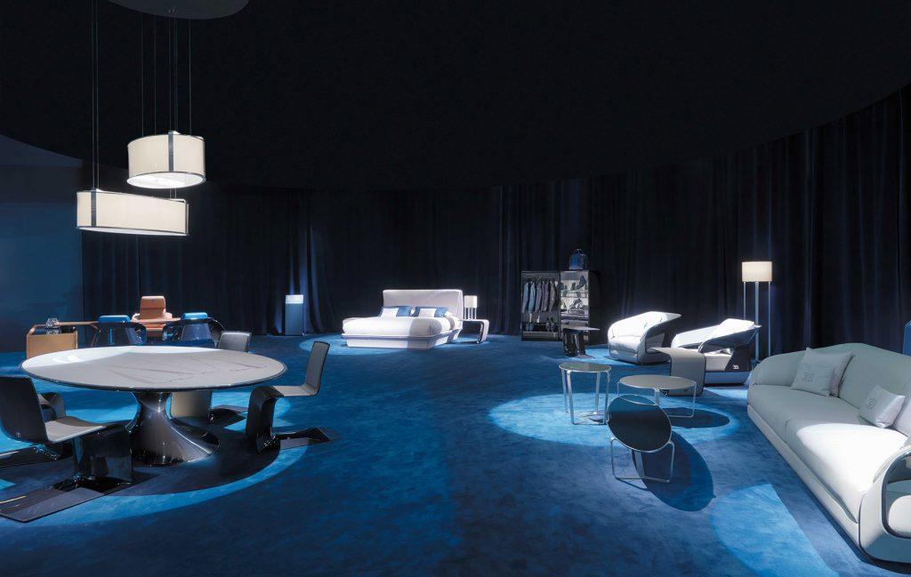 Excellence Magazine Bugatti home