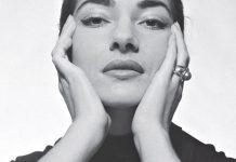 Maria Callas Savini Milano La Divina