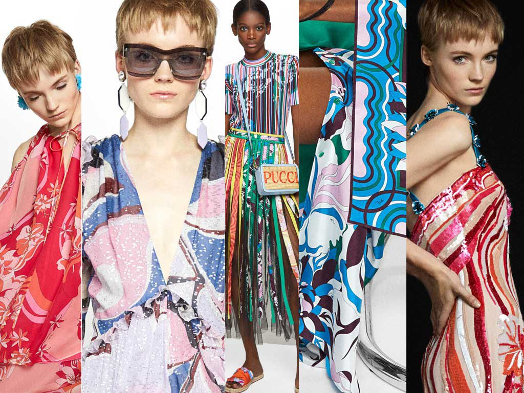 Emilio Pucci's Resort 2020 Collection - Excellence Magazine