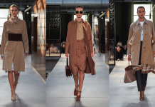 Burberry SS19 Womens Runway Trenches Riccardo Tisci
