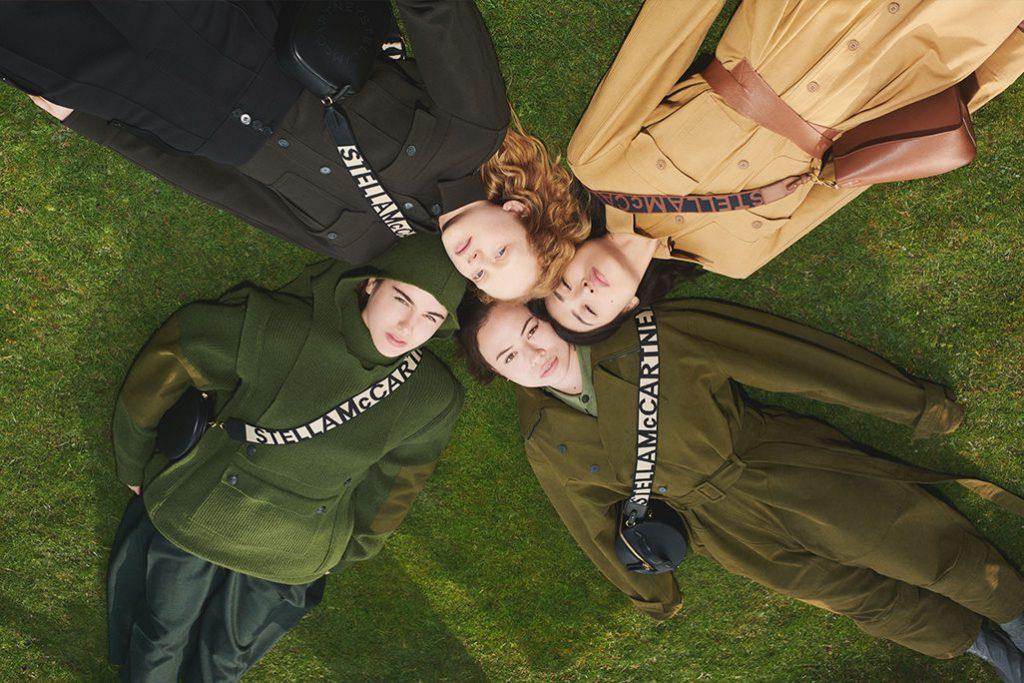 Stella McCartney new ADV campaign green respect planet