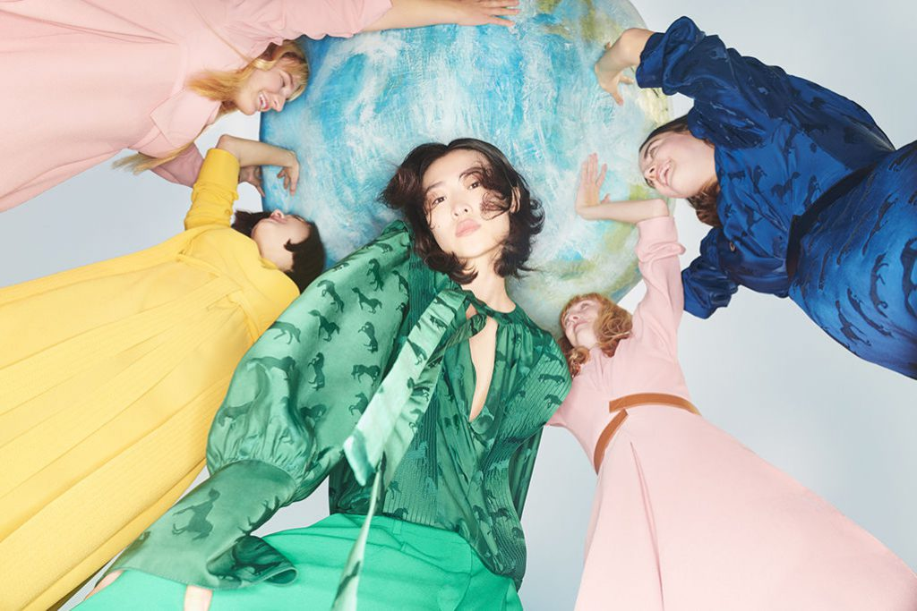 Stella McCartney agent of change new ADV campaign green choice save the planet