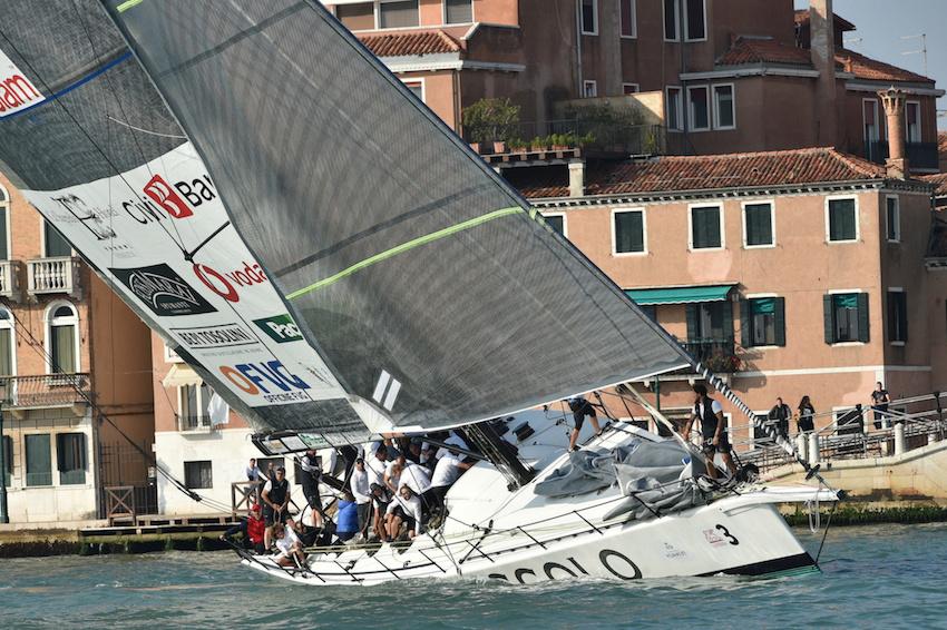 Venice Hospitality Challenge Portopiccolo Canal Grande