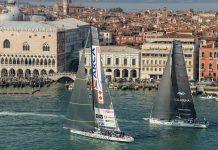 Venice Hospitality Challenge Portopiccolo and Alilaguna sailing in Canal Grande