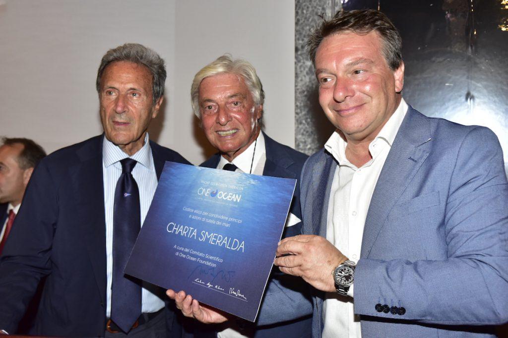 Press conference of Venice Hospitality Challenge
