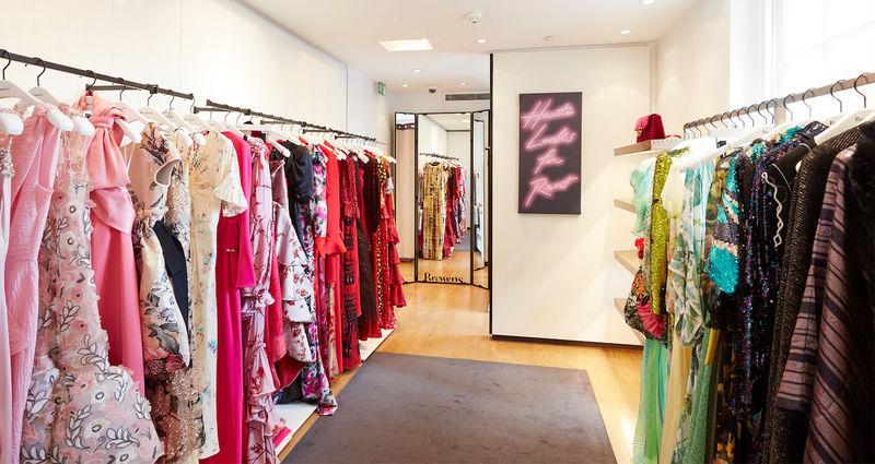 fashion rental service