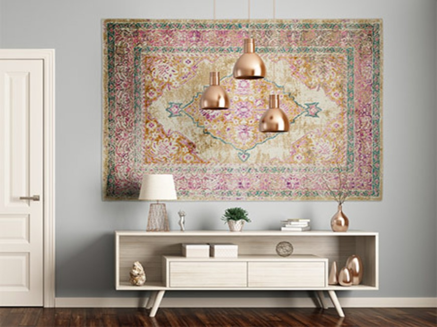 New Decorating Trends Are Wall Hanging