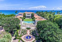 La Follia Luxury home Palm Beach view pool garden home