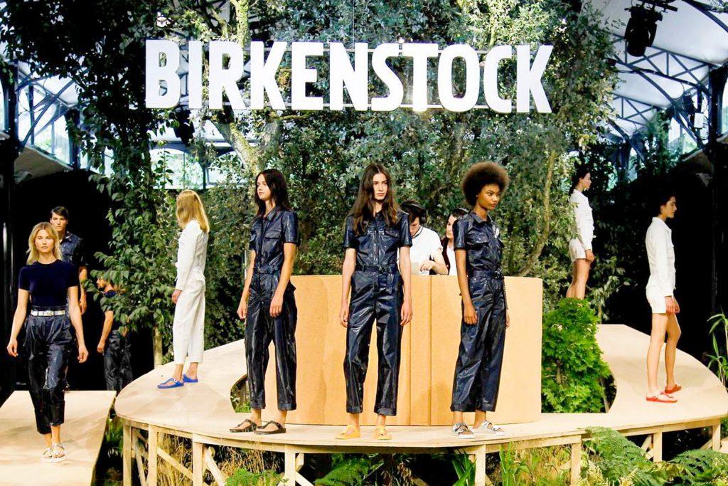 Birkenstock fashion show presents new 1774 line