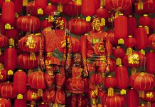 Liu Bolin Family Photo Mudec Milan