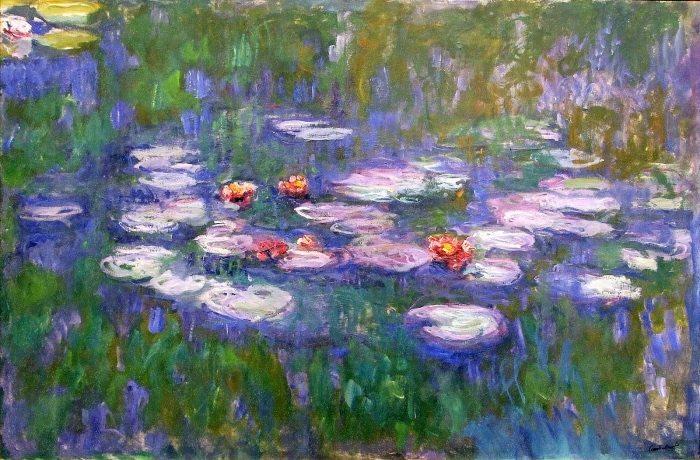 The Mellon Collection Monet Ninfee