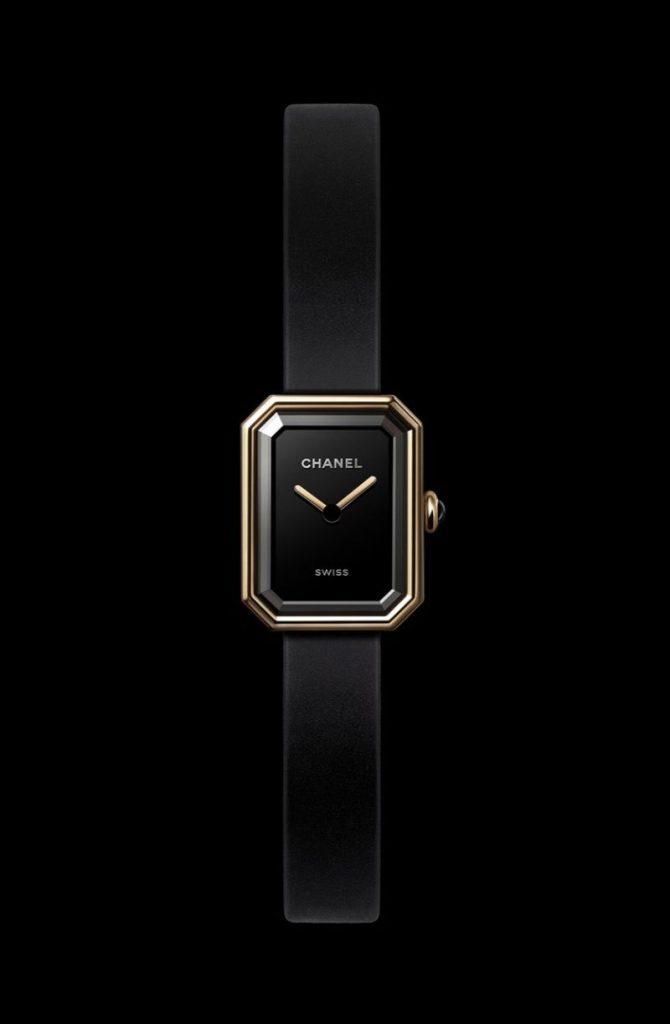chanel premiere velours timepiece diamonds
