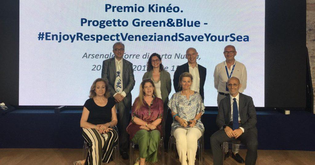 premio kineo presentazione arsenale venezia
