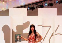 Anita Lo Mastro Venezia Mostra del Cinema