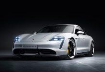 Taycan turbo s 2019 Porsche
