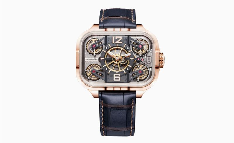 Extravagant Watch Designs For Timepiece Lovers harry winston