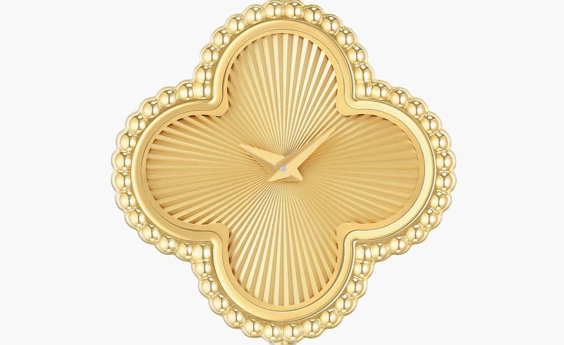 Extravagant Watch Designs For Timepiece Lovers van cleef