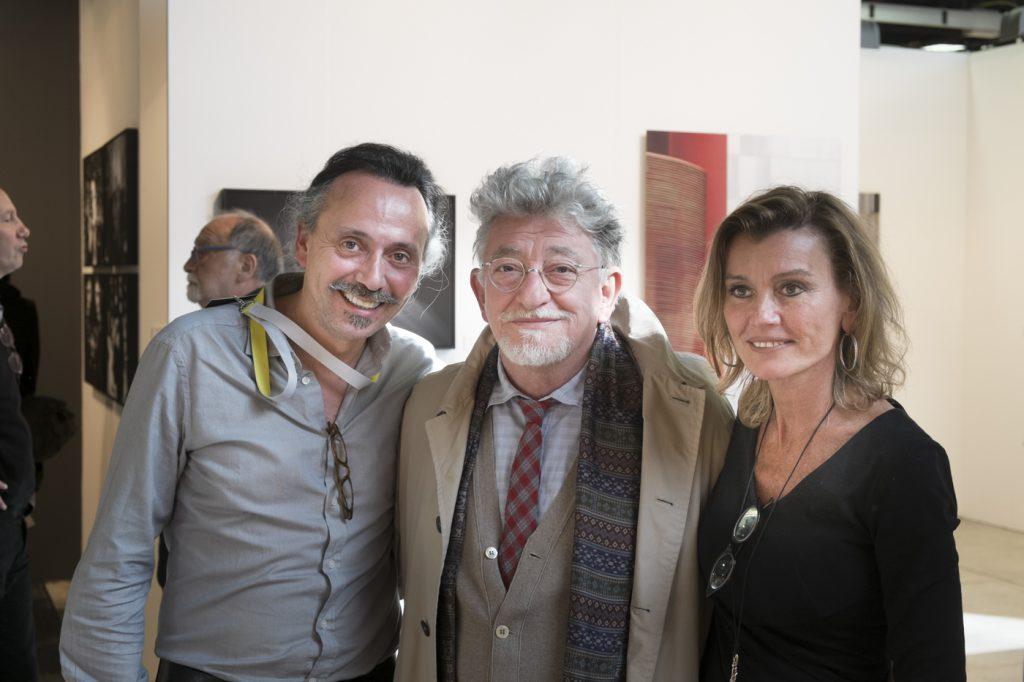 Maria Cristina de Zuccato, Aldo Sardoni e Gianni Pezzani