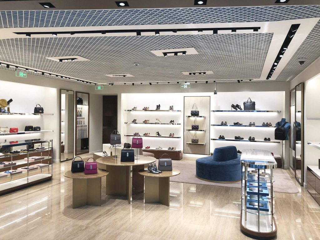 Salvatore Ferragamo Daxing International Airport di Pechino