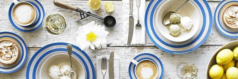 tableware breakfast