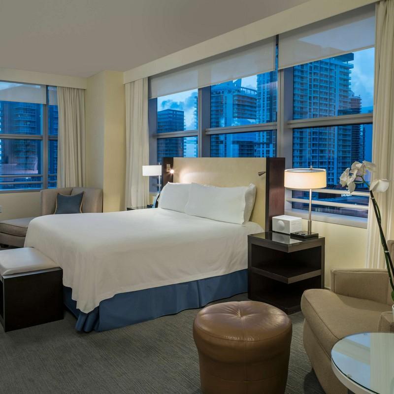 Conrad Miami Hotel