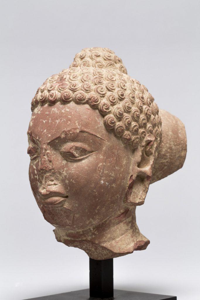 India antica Testa del Budda