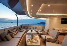 Inside The Luxury Design Of The Sophisticated Lilium Yacht