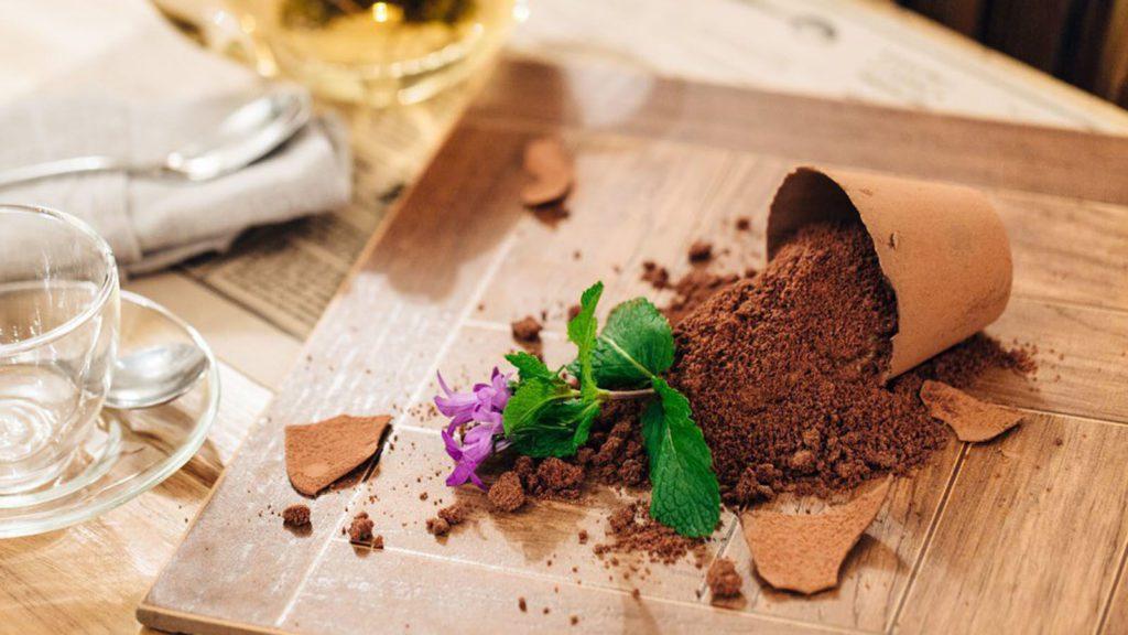 kokoko chocolate dessert