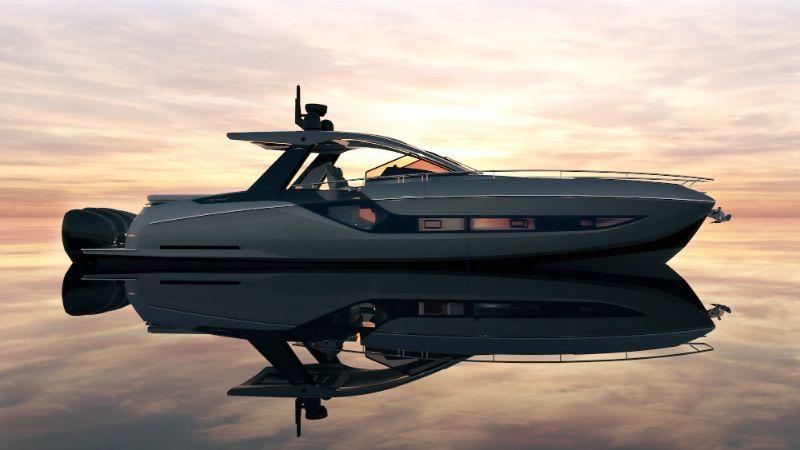 Azimut Yachts Verve 47 47 Feet