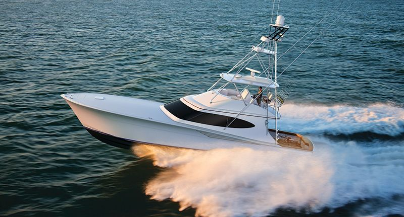 Hatteras GT65 Carolina 65 Feet