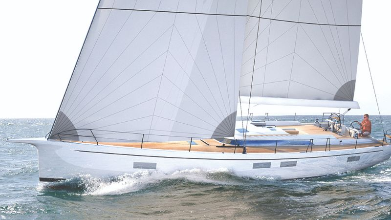 Hylas H60 Sailing Yacht 60 Feet MIBS