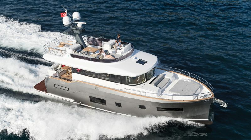 Sirena 58 Coupe 58 Feet