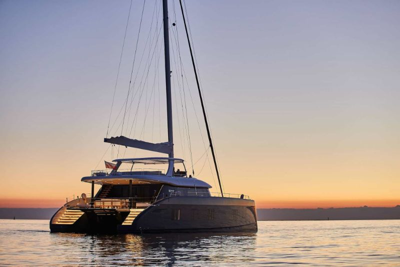 Sunreef 80 Sailing Yacht 80 Feet