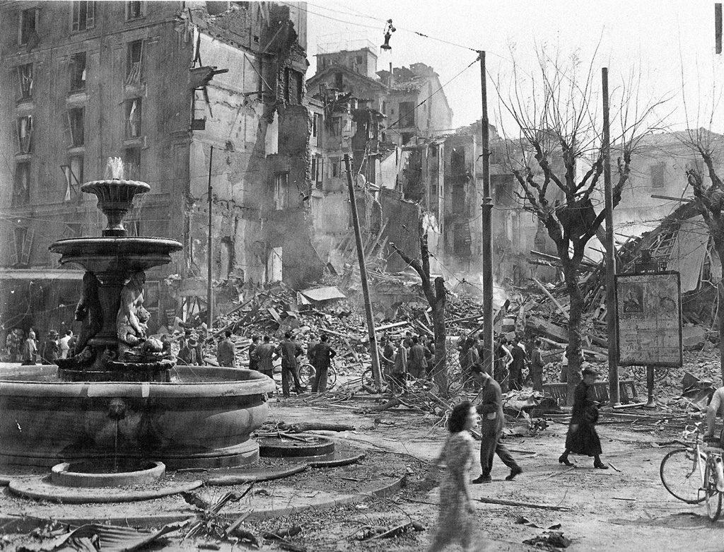 piazza Fontana 1943