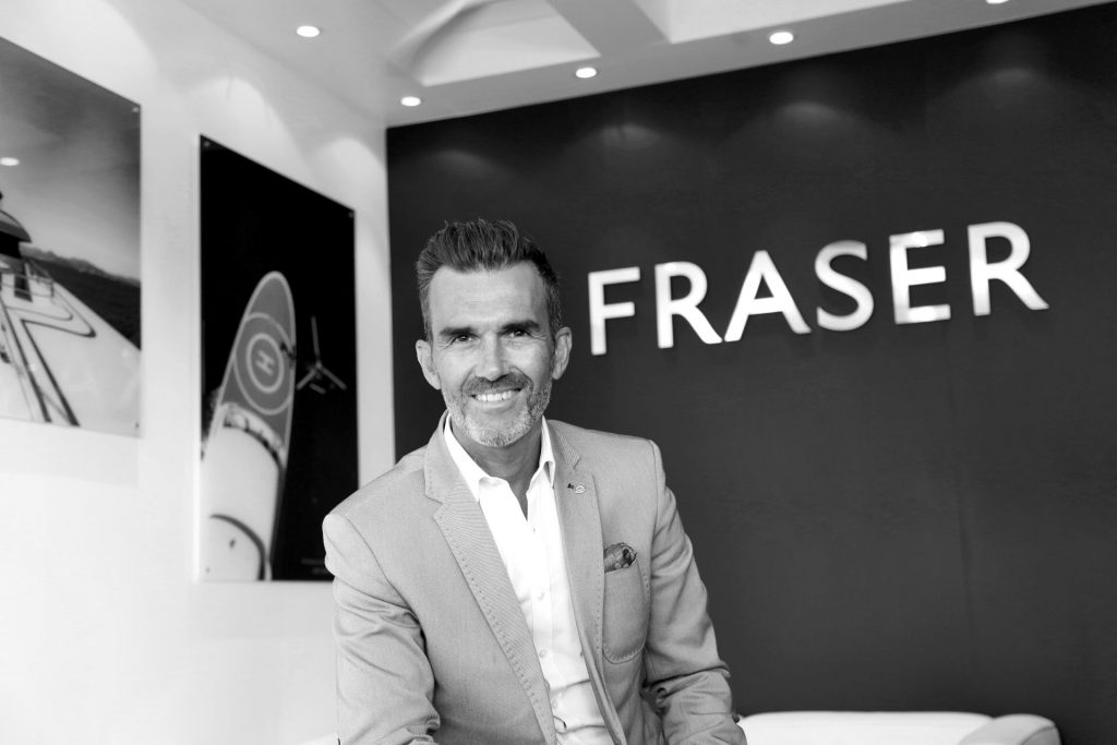 Fraser Raphael Sauleau CEO photo 3 BW