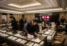 Inside A Chow Tai Fook Jewellery Group Ltd.