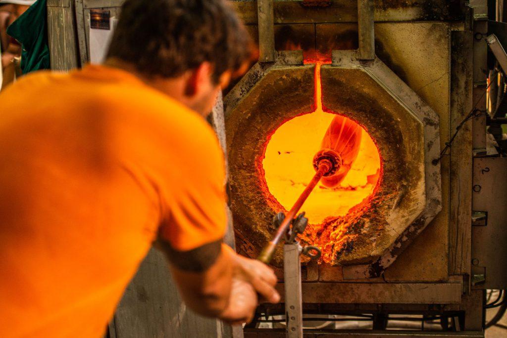 excellence magazine roberto beltrami vetro fornace