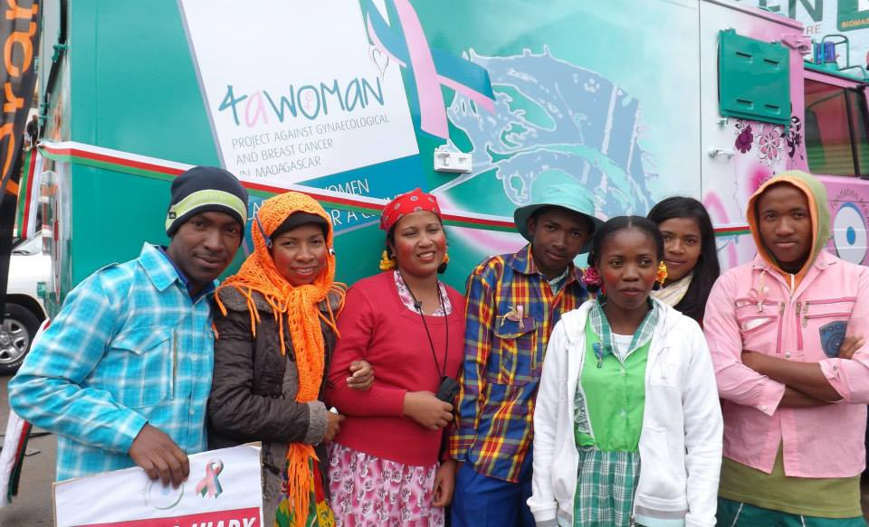 Akbaraly Foundation 4 a woman project