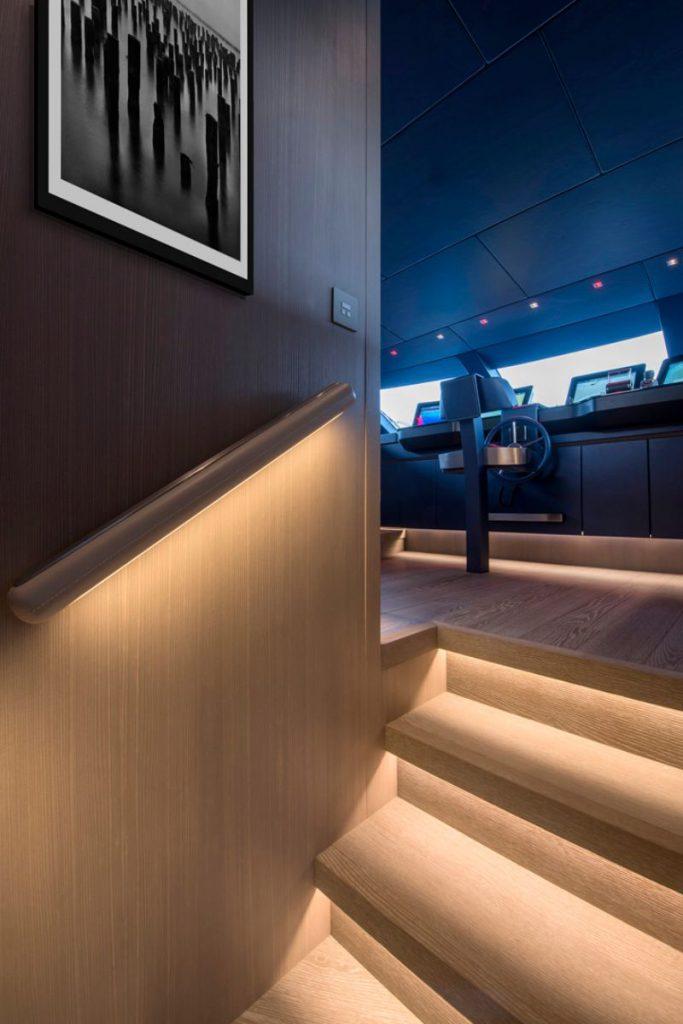 A Modern Superyacht Design The San Lorenzo Boat By Bismut Bismut