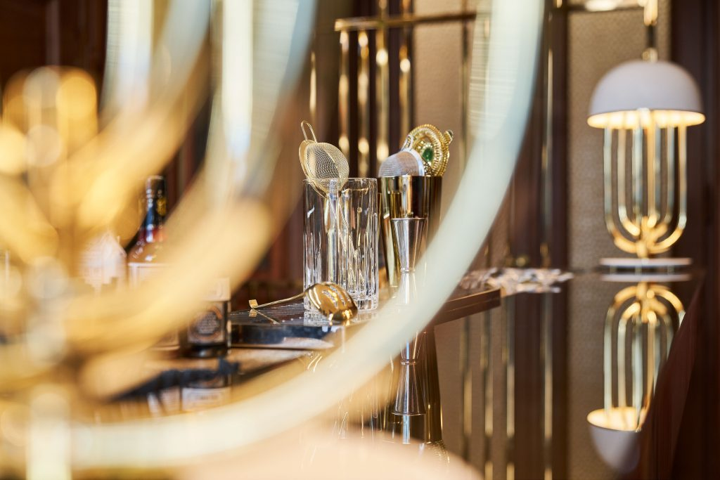 DoubleTree_by_Hilton_Trieste__Berlam_Coffee_Tea___Cocktail_bar_equipment_detail