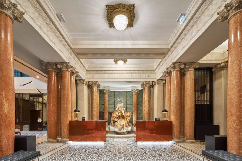 DoubleTree_by_Hilton_Trieste__Reception