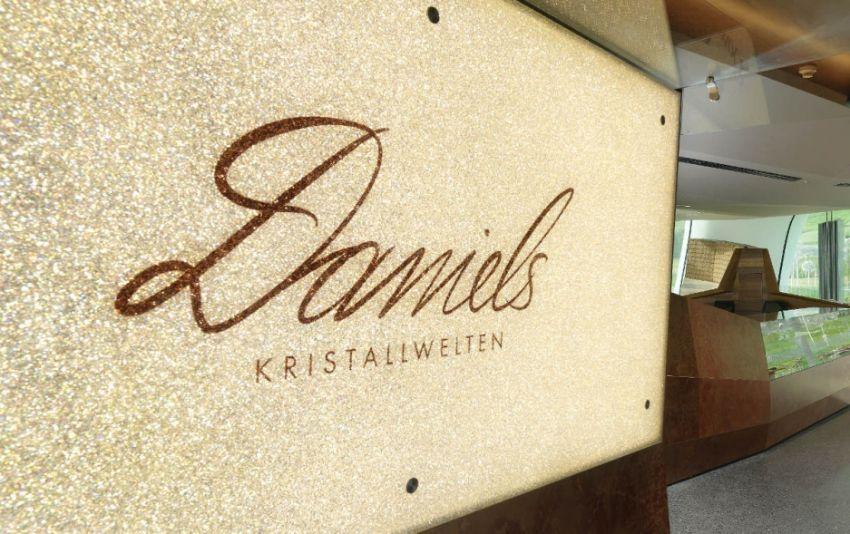 Swarovski Crystal Worlds Daniels Restaurant