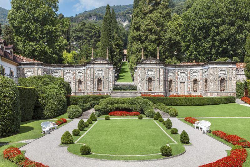 Villa d'Este Como Lake