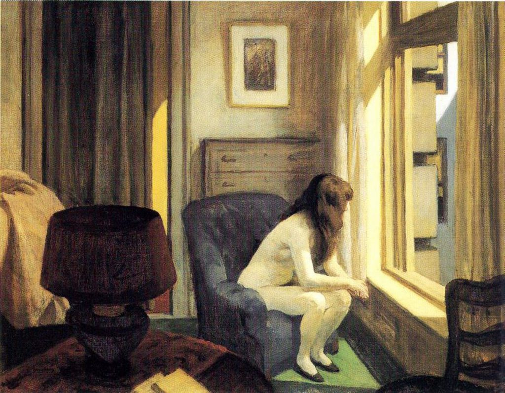 Edward Hopper Basel