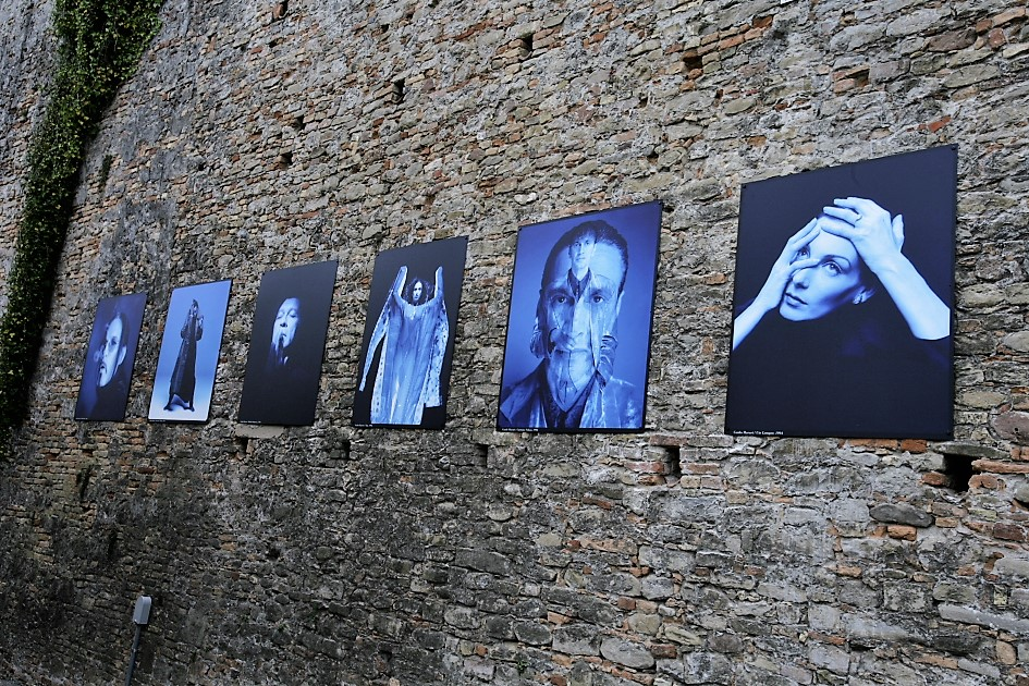 Guido Harari -Mostra 'Wall Of Sound', Monforte 2007